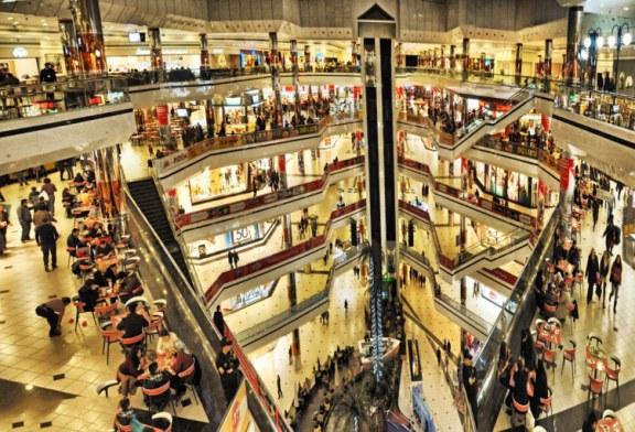 مرکز خرید جواهیر، مجلل ترین مرکز خرید ترکیه