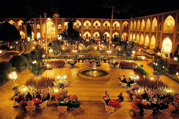 برترین هتلهای ایران
