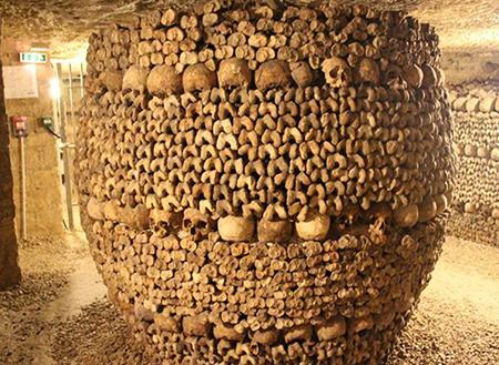 دخمه-مردگان-پاریس-در-فرانسه