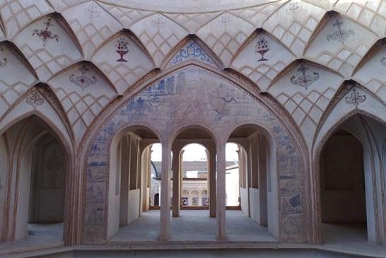 خانه طباطبایی کاشان؛ آمیزهای زیبا از هنر و معماری ایرانی