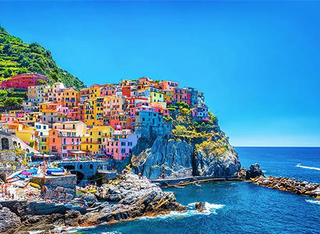 Cinque Terre در ایتالیا