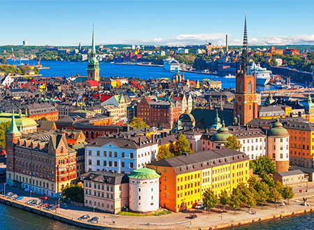 Gamla Stan در استکهلم