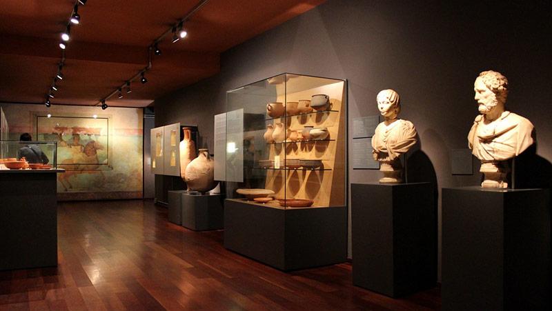 موزه تاریخ بارسلونا