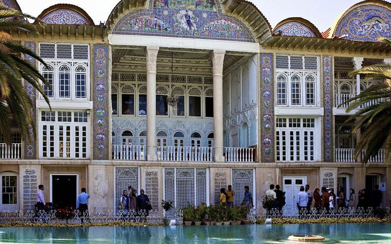 کوله گردی در ایران