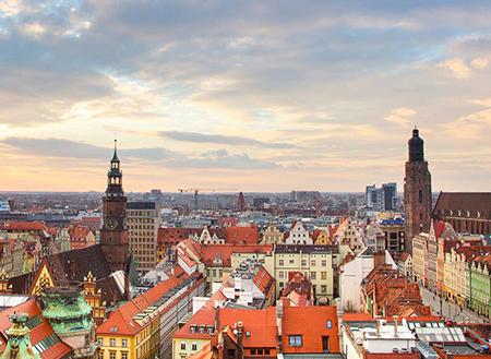 Wroclaw در لهستان