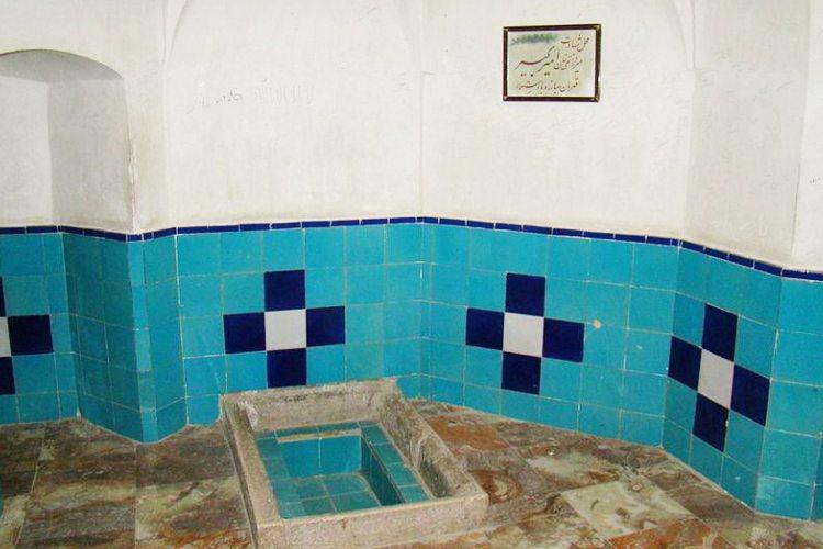حمام فین