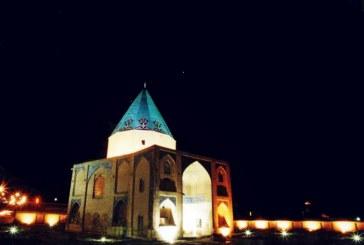 آرامگاه بابا رکن الدین ؛ نگین مجموعه تخت فولاد اصفهان