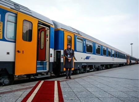 راه اندازی قطار تهران آنکارا