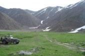 دشت هویج یکی از مقاصد تورهای طبیعت گردی ایران