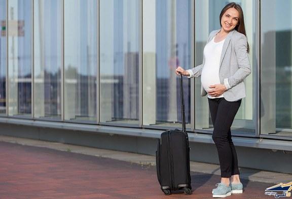 نکاتی درباره سفر در دوران بارداری