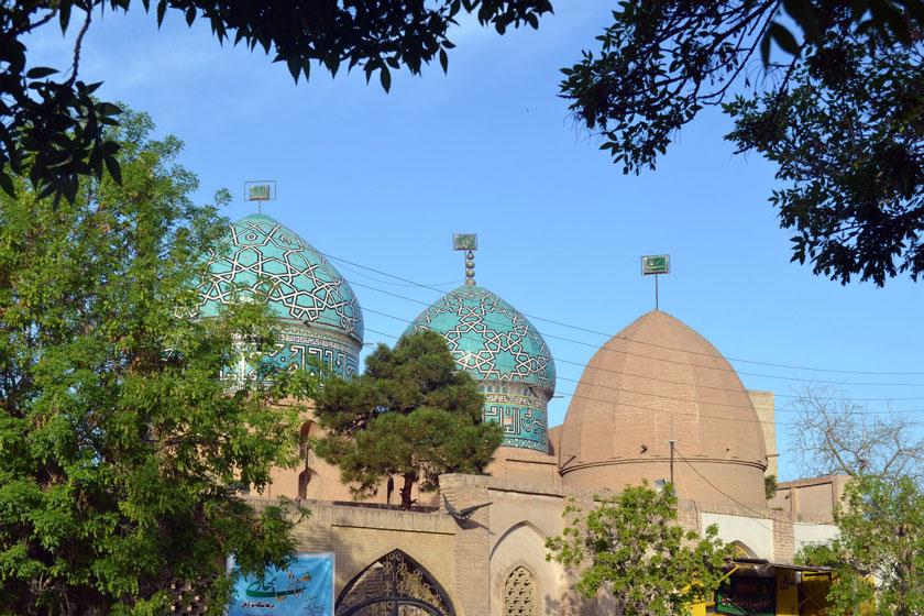 گنبد مشتاقیه کرمان