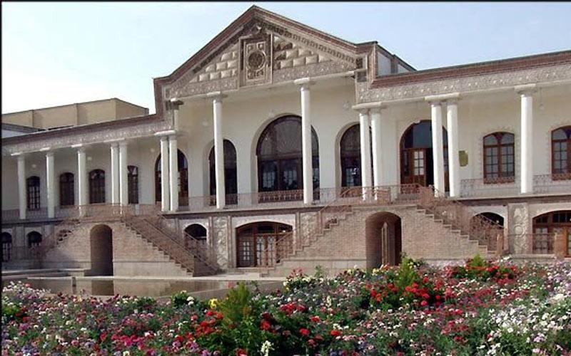 موزه قاجار تبریز