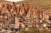 کندوان ، روستایی در دل صخره ها