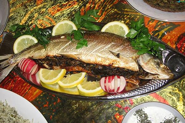 غذاهای محلی مازندران مالابیج