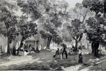 چهارباغ عباسی ، یادگاری از دوران شکوه اصفهان