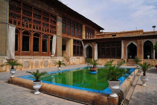 خانه فروغ الملک ؛ موزه هنر مشکین فام
