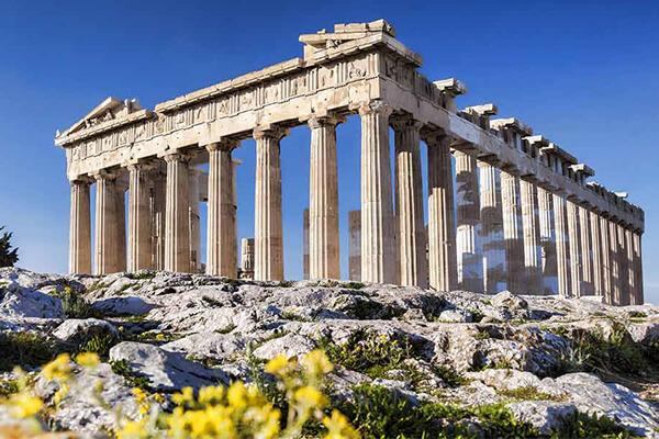 جاذبه های دیدنی یونان