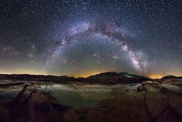 آسمان های پرستاره ایران کجاست؟