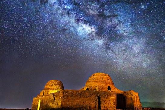 کاخ ساسانی سروستان کجاست؟