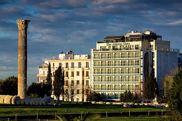 هتل های یونان
