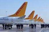 پگاسوس ایرلاین معروفترین شرکت هواپیمایی ترکیه