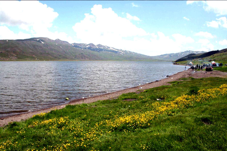 دریاچه نئو اردبیل