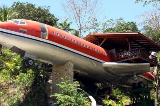 هتل هواپیما بوئینگ ۷۲۷