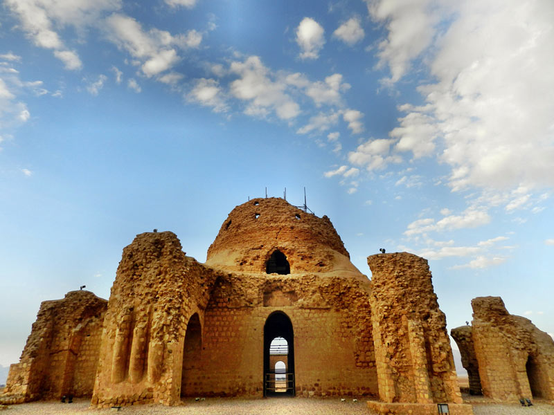کاخ ساسانی