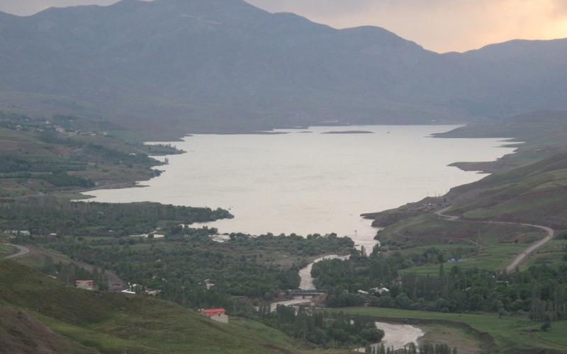 دریاچه طالقان