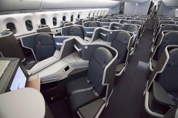 کلاس تجاری یا کلاس پرواز C یا بیزنس کلاس (Business Class)