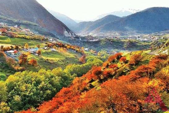 سفرهای پاییزی را در ایران تجربه کنید