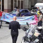 تصاویر تور رالی موتورسواری پاریس که وارد ایران شدند | گردشگران به اصفهان و شیراز میروند