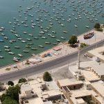 قایق بادبانی قدیمی بندر کنگ هتل میشود | نخستین هتل شناور در بندر کنگ به آب انداخته میشود