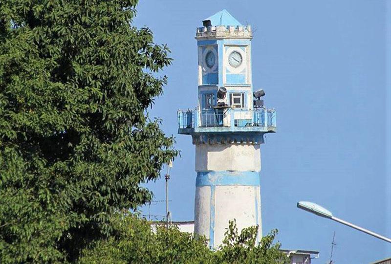 برج ساعتانزلی