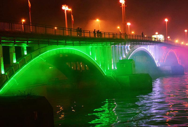 پل های انزلی