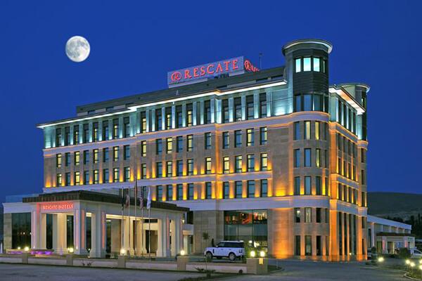 هتل رسکات