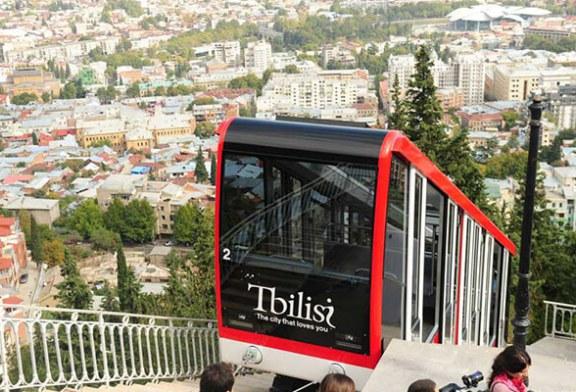 حمل و نقل عمومی در تفلیس