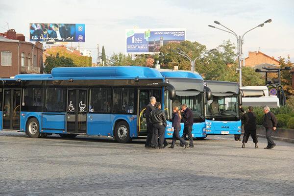 اتوبوس تفلیس