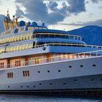 تورهای عجیب پولدارها روی دریاهای ایران با قیمتهای نجومی | اجاره کشتی خصوصی خلیج فارس و برگزاری مهمانی وسط دریا