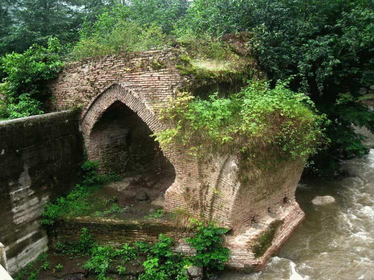 پل شاه عباس کلیبر