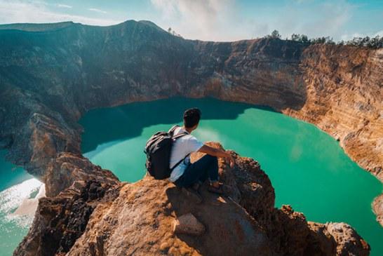 دریاچه کلیموتو دریاچهای افسانهای در اندونزی