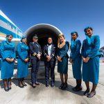 کادر پرواز زنانه در هواپیمایی عمان ایر