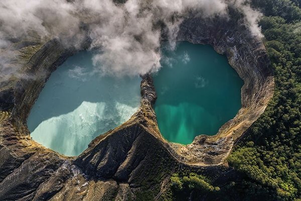 دریاچه کلیموتو