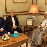 اظهارات وزیر خارجه عمان درباره لغو روادید با ایران | مونسان: هزینه روادید را حذف کنید ایرانیها به عمان میآیند