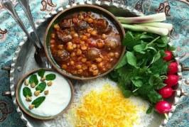 غذاهای سنتی استان یزد