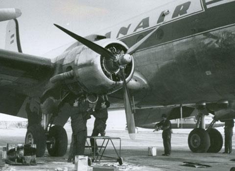 شرکت هواپیمایی ایران ایر قدیمی