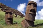 مجسمههای غولپیکر در مرکز جهان