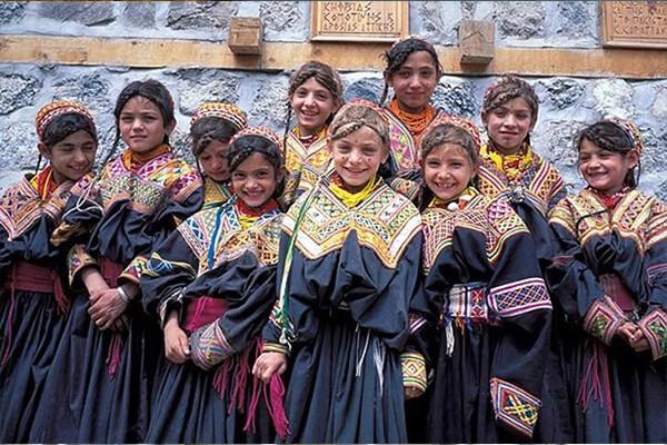 عکس مردم هونزا