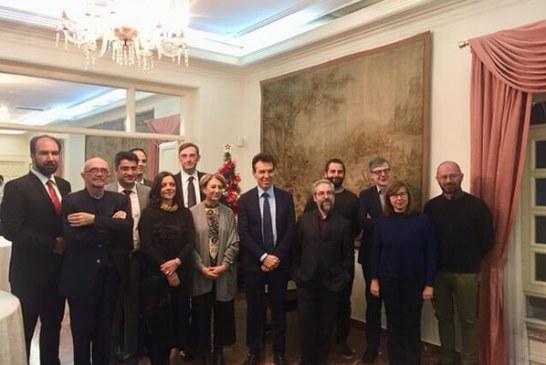 پروژه مشترک ایران و ایتالیا آغاز شد