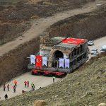 انتقال مسجد ۶۰۹ ساله حصن کیف در ترکیه